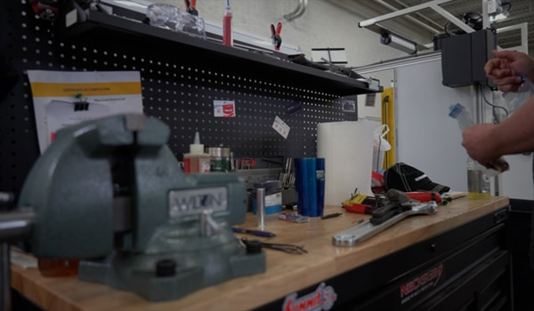 Welding Stations