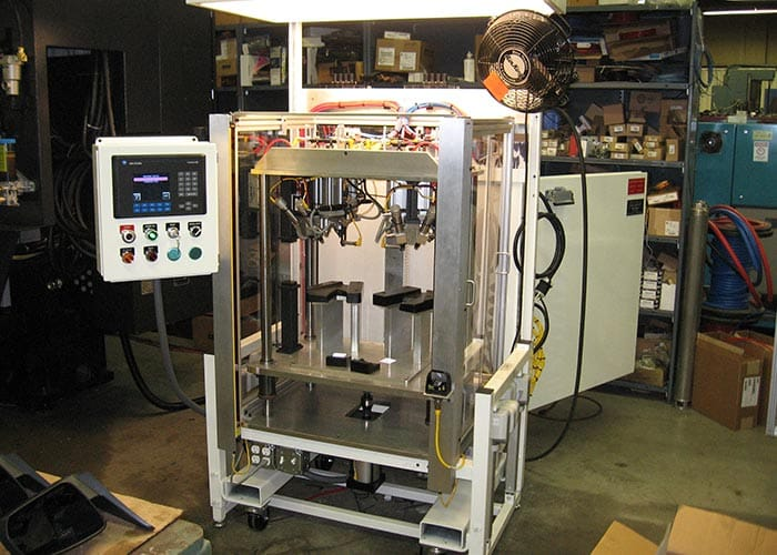 Welding Stations Custom Machine Builder Holland MI