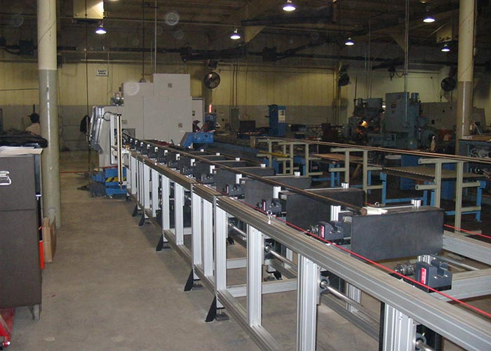 Machine Inspection Holland MI