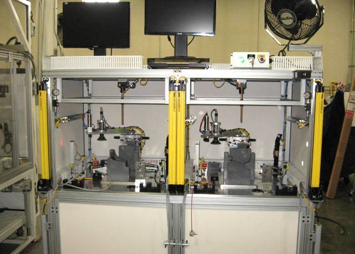 Custom Holland, MI Industrial Automation Company