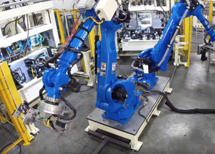 Holland, MI Custom Industrial Automation