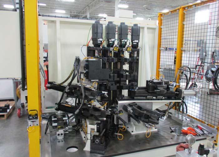 Orbital Riveting Holland, MI Machine Company