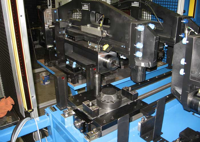 Vision Systems Holland, MI Custom Machine Builders