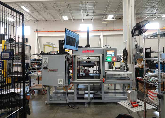 Machine Maintenance Custom Automation Company